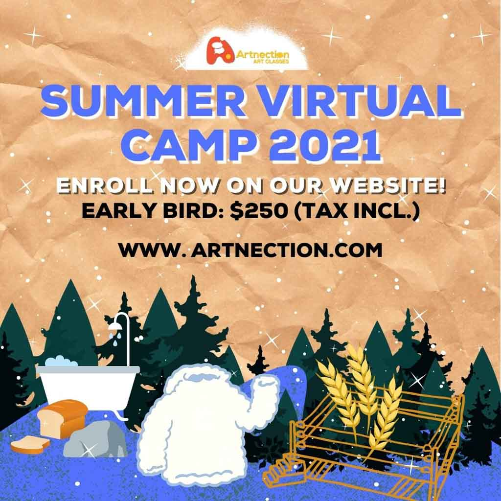 2021 summer virtual camp