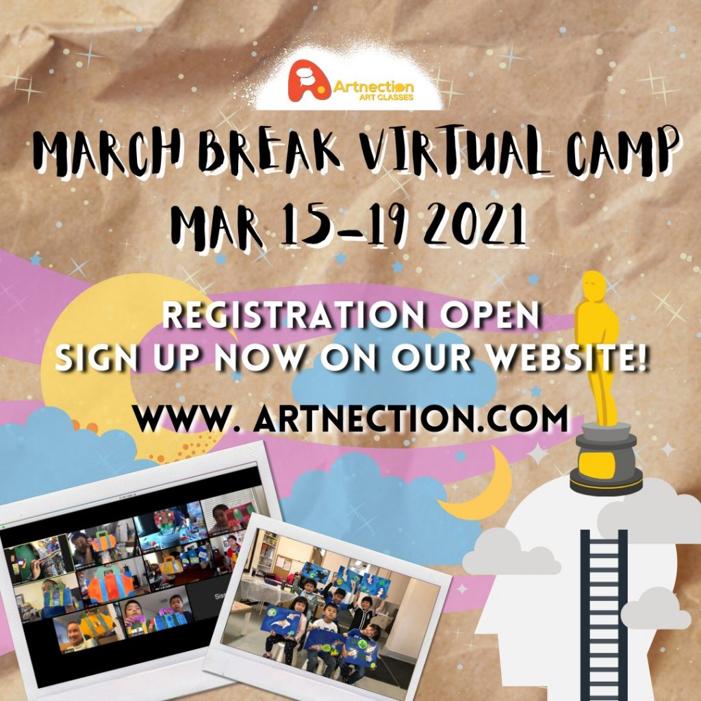 march break virtual camp 2021